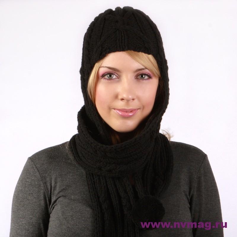 вязаная шапка ушанка купить в интернет магазине.