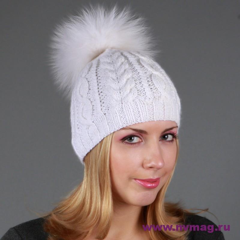 Женская зимняя lt gt шапка с