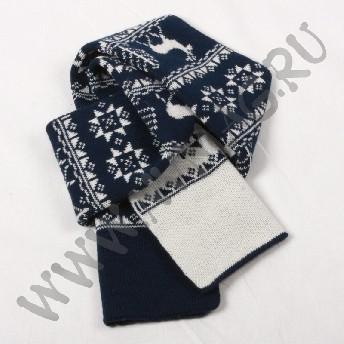 купить модные вязаные шарфы мужские женские.