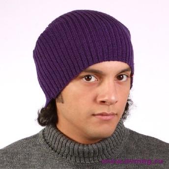 Модные шапки 2012 модные вязаные - Нашли тута
