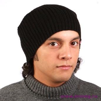 вязание берета для женщин, модные вязанные шапки ушанки и шапки зима.